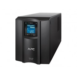 Onduleur APC Line-Interactive Smart-UPS SMC 1500VA et 900 Watts