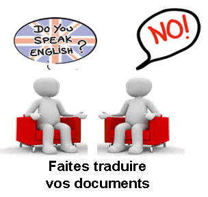 Faites traduire vos documents par des experts